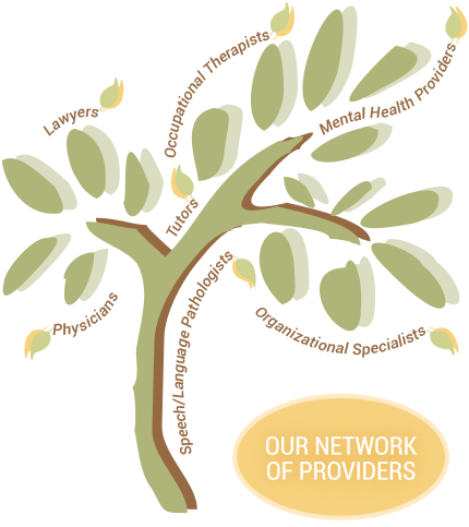 Our Network of Providers